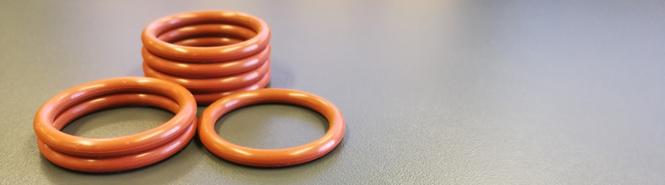 Silicone O-rings