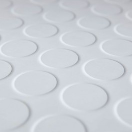 CIRCA PRO Tile Aluminium 500mm x 500mm x 2.7mm at Polymax