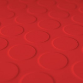 CIRCA PRO Tile Venetian Red 500mm x 500mm x 2.7mm at Polymax