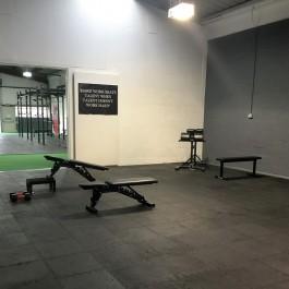 Interlocking Gym Flooring is Easy to Install