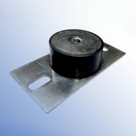 Polymax KPM Pedestal Anti vibration Mount
