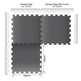 MINI POWER Gym Mat  Technical Drawing