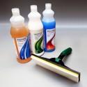 Zestaw do pielęgnacji podłóg Polymax Satin w 1l butelkach z aplikatorem