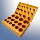 Polymax British Standard O ring kit (Silicone)