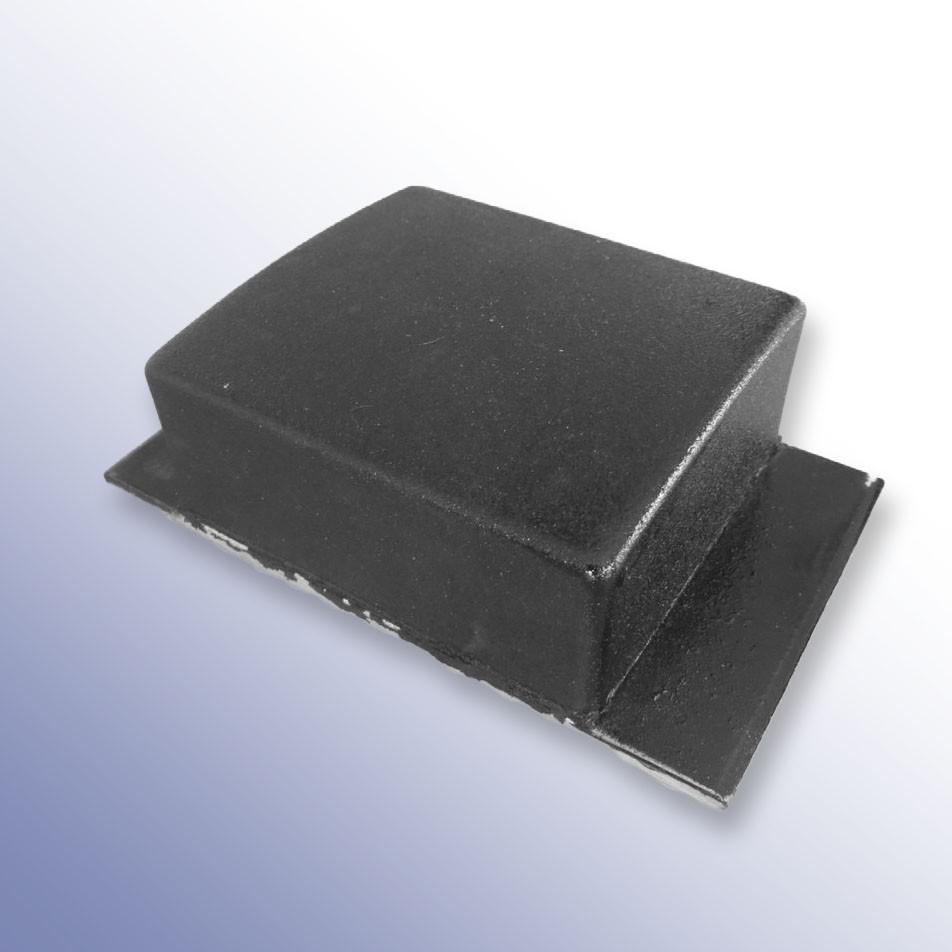 Aluminium Tipper Pad Coated 152L x 88W x 43H