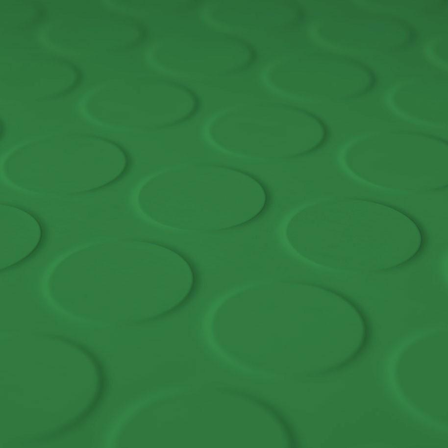 CIRCA PRO Tile Bright Green 500mm x 500mm x 2.7mm