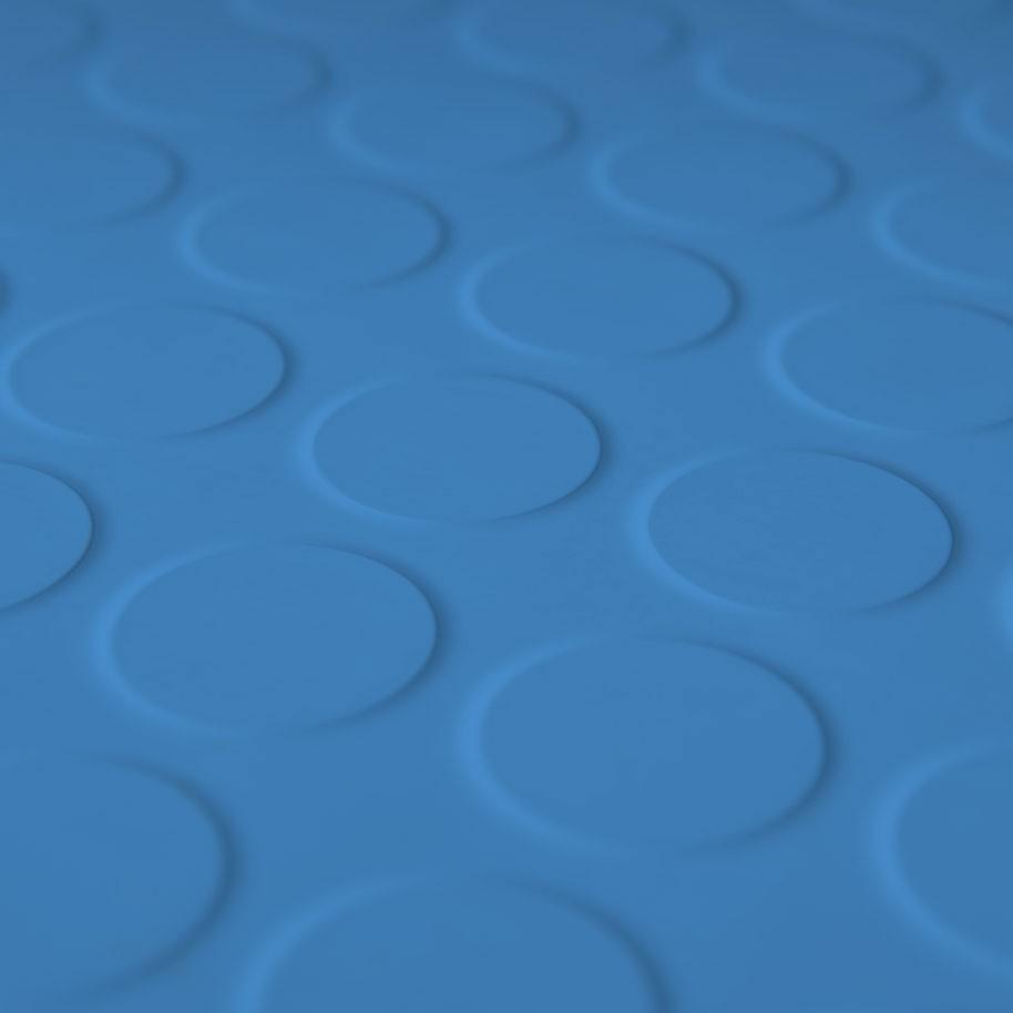 CIRCA PRO Tile Teal Blue 500mm x 500mm x 2.7mm
