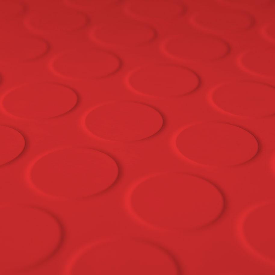 CIRCA PRO Tile Venetian Red 500mm x 500mm x 2.7mm