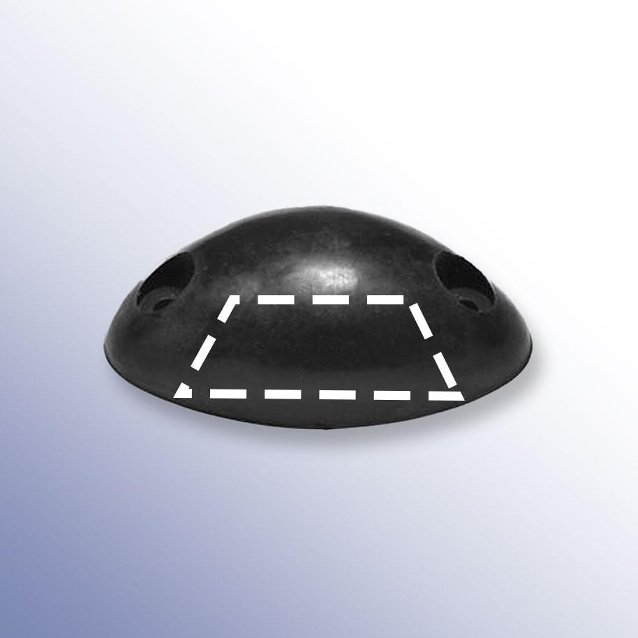 Oval Buffer Hollow 65L x 33W x 22H