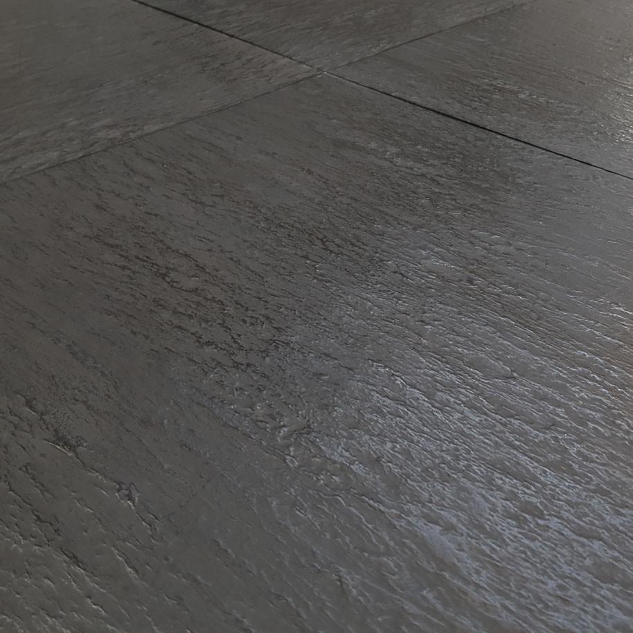 SLATE Effect Tile Black 500mm x 500mm x 3.5mm