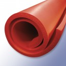 Polymax SILO-CELL - Red Silicone Sponge Sheet