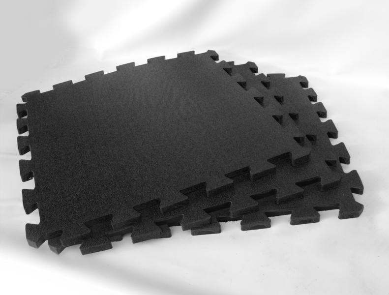 Gumowe Maty W Formie Płytek Płytki Łączone Typu Puzzle