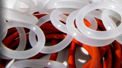 O-Ring Viton NBR Rubber EPDM Silicone